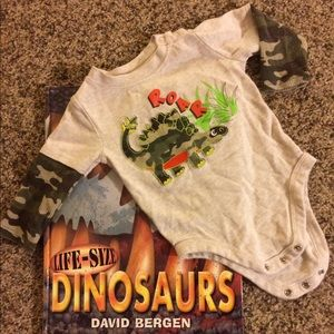 Free Dino Book Included!